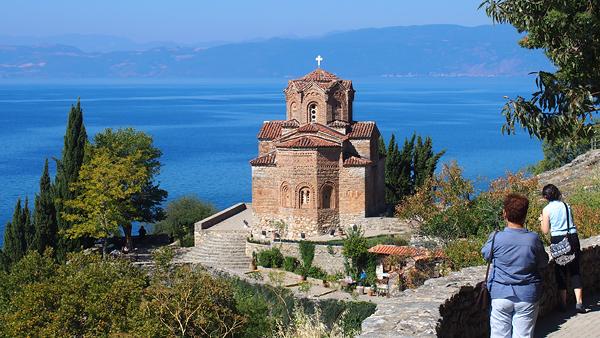 Albanien - Makedonien - Bulgarien