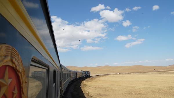Transsibiriska järnvägen med Mongoliet och Peking/Shanghai