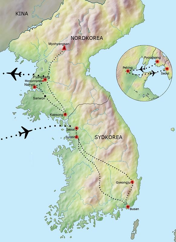 Nordkorea Karta 1200 Svenska Fn Forbundet