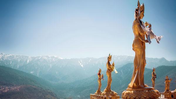 Nepal - Bhutan