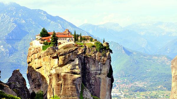 Albanien - Grekland - Nordmakedonien