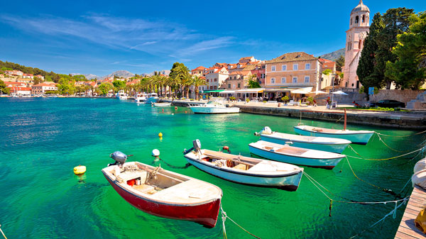 Dubrovnik långweekend med Montenegro och Bosnien&Hercegovina