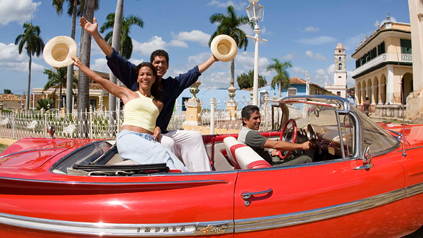 Kuba runt
