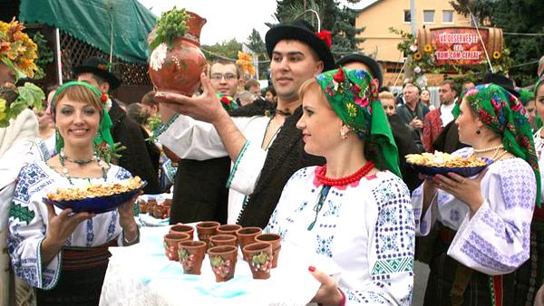 Moldavien och Transnistrien med vinfestival