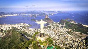 Argentina-Uruguay-Paraguay-Brasilien