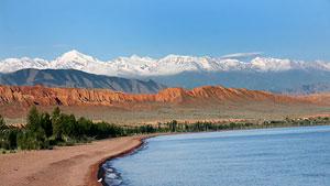 Turkmenistan - Uzbekistan - Tadzjikistan - Kazakstan - Kirgizistan