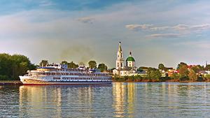 Kryssning Moskva - Astrachan