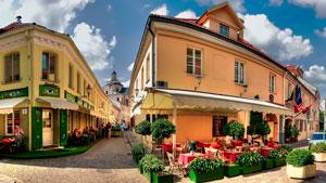 Lettland-Litauen-Polen - en resa genom historien med SvD accent