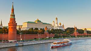 St Petersburg - Moskva