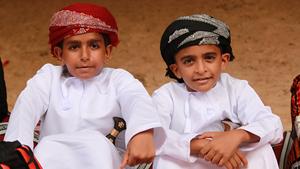 Oman - Sindbad sjöfararens rike