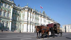 Konstresa St Petersburg med SvD accent