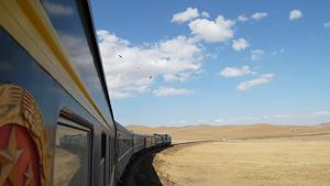 Transsibiriska järnvägen med Mongoliet och Peking/ Shanghai