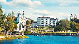 Vitryssland 8 dagar